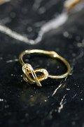 【完全受注生産】Heart Pinky Ring(お届け2〜3週間)