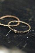 【完全受注生産】Rope Ring L(お届け2〜3週間)