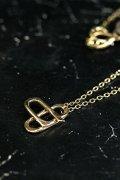 【完全受注生産】Heart Necklace(お届け2〜3週間)