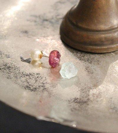 画像1: ストーンピアスキャッチ02【Stone pierces catch 02 】