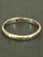 他の写真2: 【完全受注生産】Rainbow pinky Ring(お届け2〜3週間)