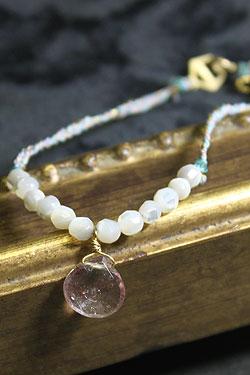画像1: 【完全受注生産】Rainbow Bracelet(お届け2〜3週間)