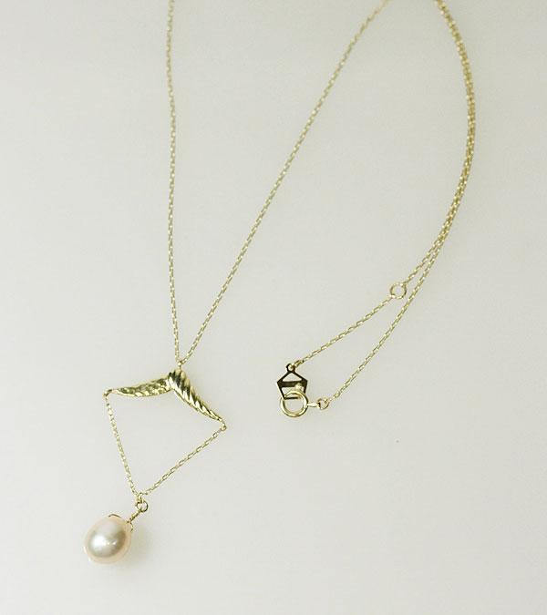 画像3: 【完全受注生産】Shore long Necklace(お届け2〜3週間)