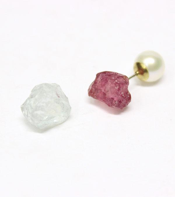 画像2: ストーンピアスキャッチ02【Stone pierces catch 02 】