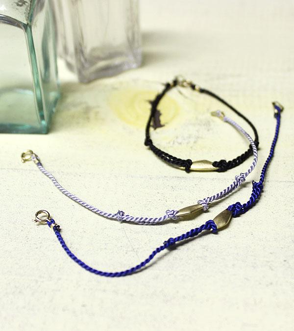 画像1: トライゴンブレスレット【Trigon Bracelet】
