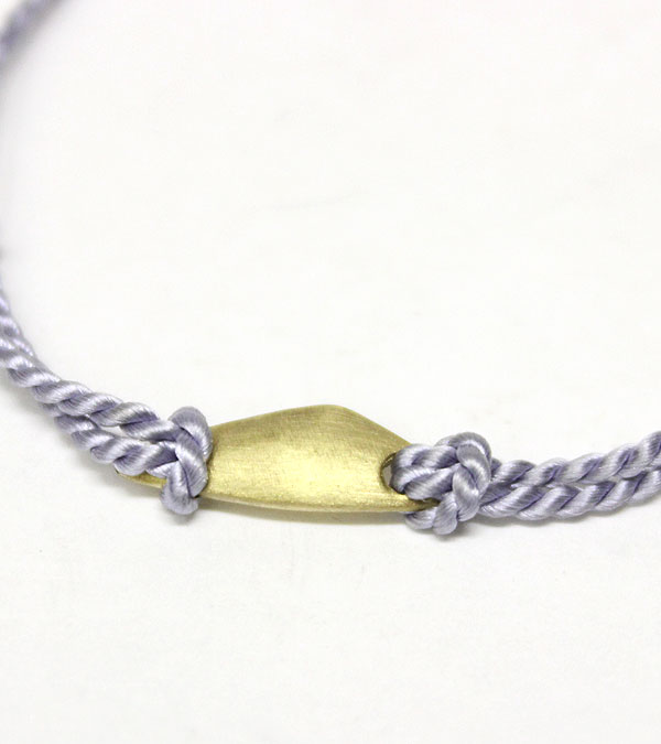 画像3: トライゴンブレスレット【Trigon Bracelet】