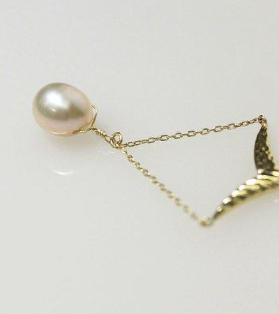 画像2: 【完全受注生産】Shore long Necklace(お届け2〜3週間)