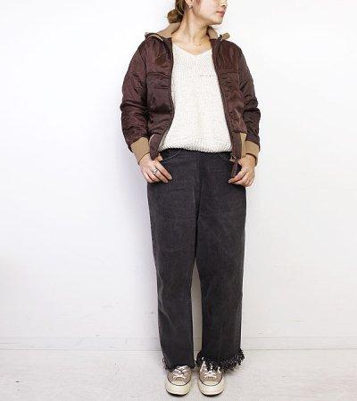 画像2: ウエスタンカッティングキルティングジャケット【circa make western cutting quilting jacket】