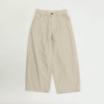 画像1: コーデュロイアンクルパンツ【Corduroy Ankle Pants】