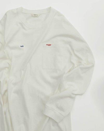 画像1: 【予約販売につき代引不可】ソルト&シュガーロングTシャツ【Salt&Sugar Long T-shirts】(10〜11月入荷予定)2019winter