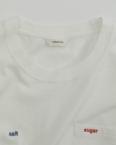 画像2: 【予約販売につき代引不可】ソルト&シュガーロングTシャツ【Salt&Sugar Long T-shirts】(10〜11月入荷予定)2019winter