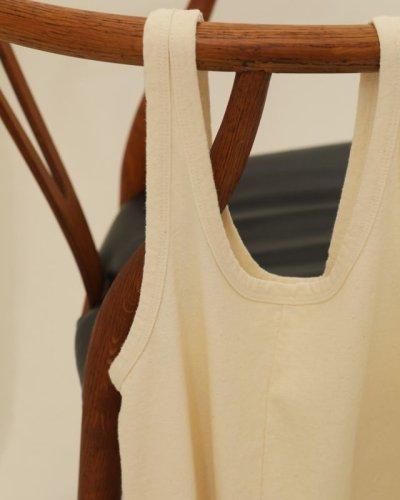 画像2: コットンシルクタンクトップ【Cotton Silk Tanktop】