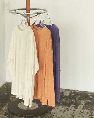 画像1: フラットシーマロングTシャツ【Flatseam Long T-Shirts】