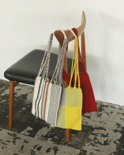 画像1: ハンモックトートバッグ【Hammock Tote Bag】