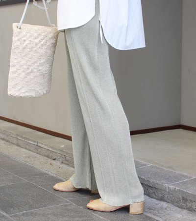 画像1: グリッターニットレギンス【Glitter Knit Leggings】